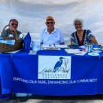 Welcoming committee | Brick by Brick Picnic at Lakes Regional Park, 03-18-2018