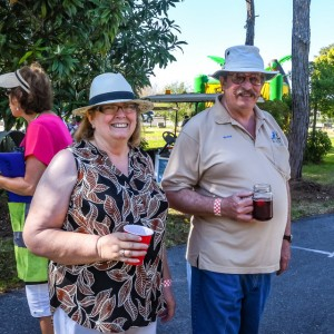 Good times in the garden | Brick by Brick Picnic at Lakes Regional Park, 03-18-2018