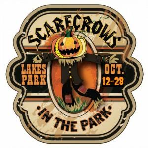 Lakes Park Enrichment Foundation 2017 Scarecrows in the Park competition