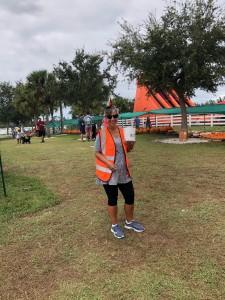Halloween fun  - Volunteer Scarecrows in the Park Ambassador
