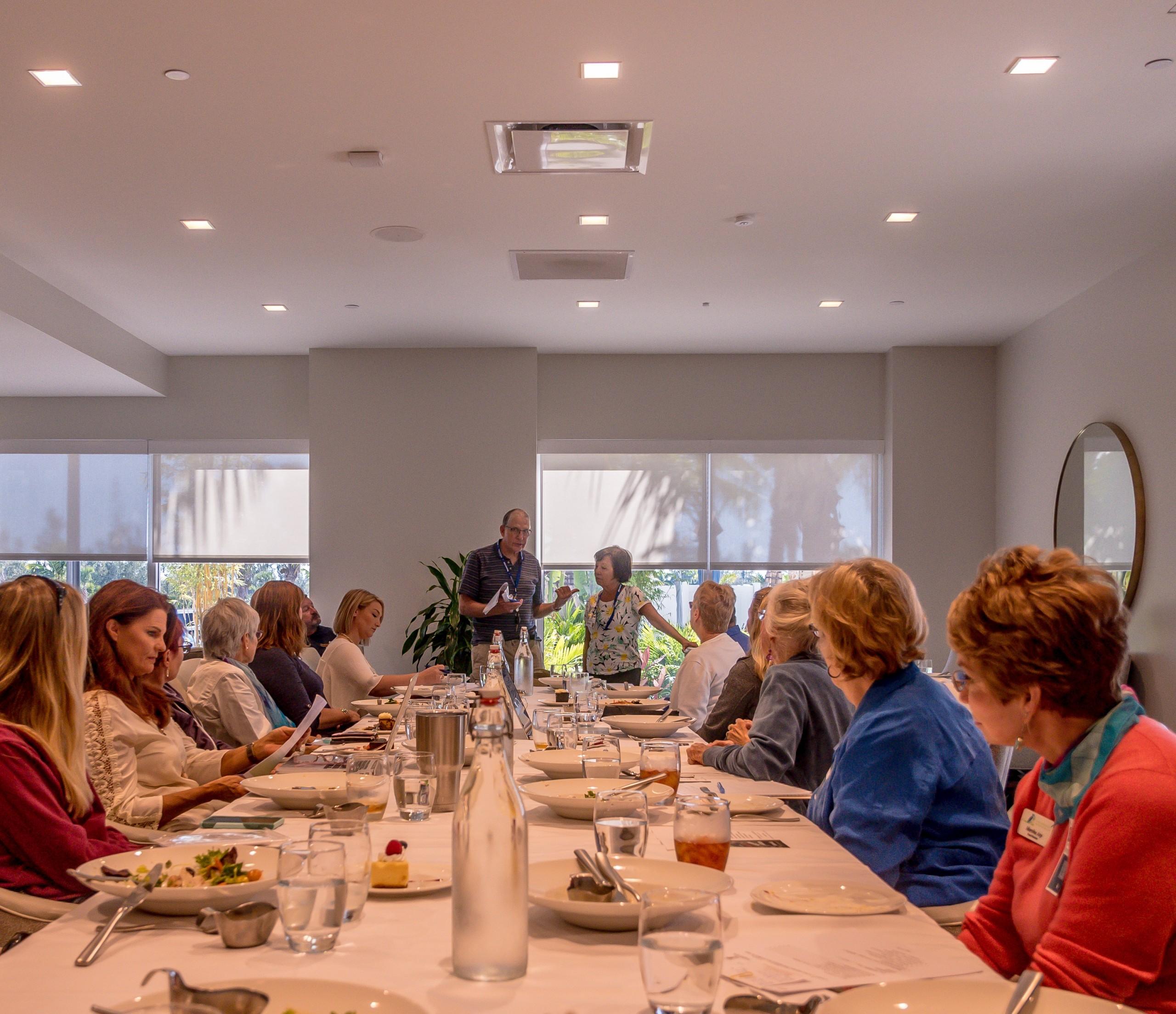 Lakes Park Enrichment Foundation Board Meeting